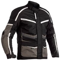 RST Maverick CE Textile Jacket 2361 (Black/Grey/Silver)