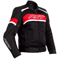 RST Pilot Air CE Textile Jacket 2408 (Black/Red)