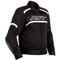 RST Pilot Air CE Textile Jacket 2408 (Black/White)