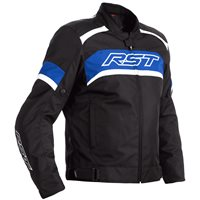 RST Pilot CE Textile Jacket 2368 (Black/Blue)