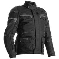 RST Pro Series Adventure-X Airbag CE Textile Jacket 2972 (Black)