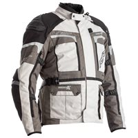 RST Pro Series Adventure-X CE Textile Jacket 2409 (Grey/Silver)