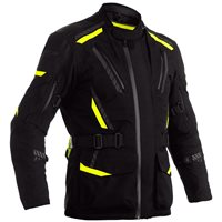 RST Pro Series Pathfinder CE Textile Jacket 2362 (Black/Flo Yellow)