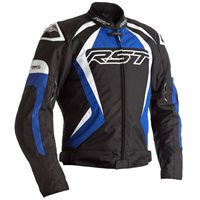 RST Tractech Evo 4 CE Textile Jacket 2365 (Black|Blue|White)