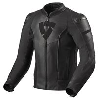 Revit Leather Jacket Glide Vintage (Black)