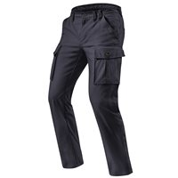 Revit Trousers Cargo SF Kevlar Cordura Jeans (Black)