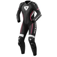 Revit One Piece Ladies Leathers Xena 3 (Black|Pink)