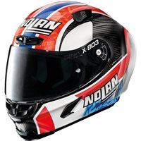 X-Lite X-803 Ultra Carbon RS Replica Helmet (A.Rins/Carbon)
