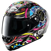 X-Lite X-803 Ultra Carbon RS Replica Helmet (C.Davies/Carbon)