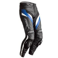 RST Tractech Evo 4 CE Leather Trousers 2358 (Black/Blue)