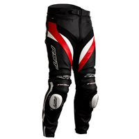 RST Tractech Evo 4 CE Leather Trousers 2358 (Black/Red)