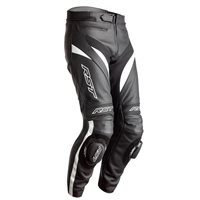 RST Tractech Evo 4 CE Leather Trousers 2358 (Black/White)