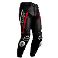 RST Tractech Evo R CE Leather Trousers 2462 (Black/Red)