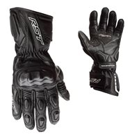 RST Axis CE Motorcycle Gloves 2391 (Black)
