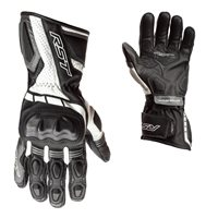 RST Axis CE Motorcycle Gloves (Black/Grey/White)