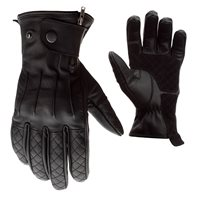 RST Matlock CE Motorcycle Gloves 2405 (Black)