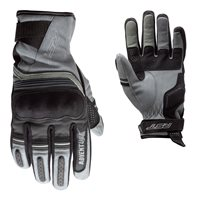 RST Adventure-X CE Motorcycle Gloves 2392 (Grey/Silver)