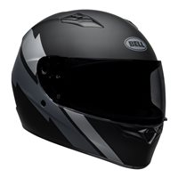 Bell Qualifier Raid Helmet (Matte Black/Gray)