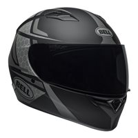Bell Qualifier Flare Helmet (Matte Black/Grey)