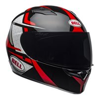Bell Qualifier Flare Helmet (Black/Red)