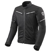 Revit Airwave 3 Textile Motorcycle Jacket (Black)