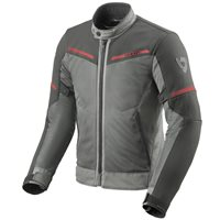 Revit Airwave 3 Textile Motorcycle Jacket (Grey|Anthracite)