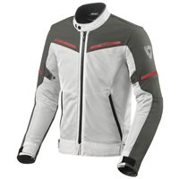 Revit Airwave 3 Textile Motorcycle Jacket (Silver|Anthracite)