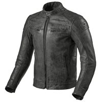 Revit Leather Jacket Huntington (Anthracite)