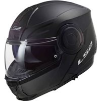 LS2 FF902 Scope Flip Front Helmet (Matt Black)
