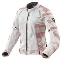 Revit Torque Ladies Motorcycle Jacket (Camo Pink)
