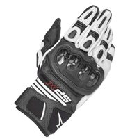 Alpinestars SP-X Air Carbon V2 Motorcycle Glove (Black|White)