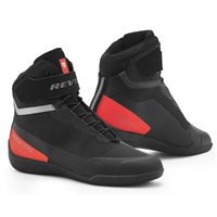 Revit Boots Mission (Black/Neon Red)
