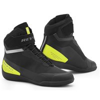 Revit Boots Mission (Black/Neon Yellow)
