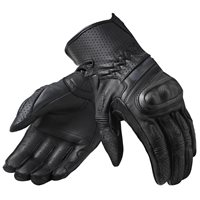 Revit Motorcycle Gloves Chevron 3 (Black)