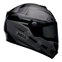Bell SRT Blackout Helmet (Matte/Gloss Black)