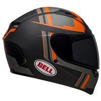 Bell Qualifier Torque Mips Helmet (Matte Black/Orange)