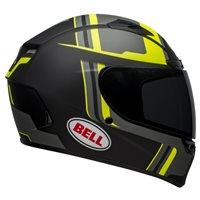 Bell Qualifier Torque Mips Helmet (Matte Black/Yellow)
