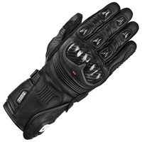 Oxford RP-2R Waterproof Motorcycle Gloves (Tech Black)