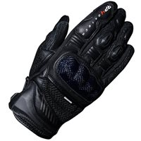 Oxford RP-4 2.0 Short Motorcycle Gloves (Tech Black)