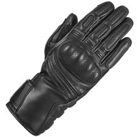 Hamilton MS Winter Motorcycle Gloves (Tech Black) by Oxford