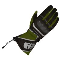 Oxford Montreal 1.0 Motorcycle Gloves (Army Green)