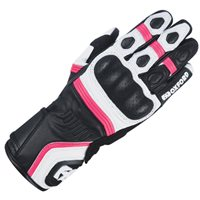 Oxford RP-5 2.0 Ladies Gloves (White/Black/Pink)