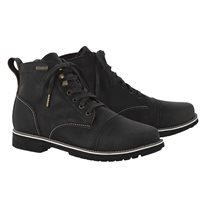 Oxford Digby Short Motorcycle Boots (Black)