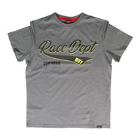 RST T-Shirt Classic Race (Grey|Yellow) 0082
