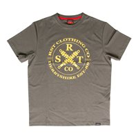 RST T-Shirt Clothing Co (Slate|Mustard) 0309
