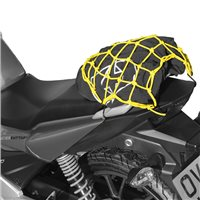 Oxford Bright Net - (Yellow/Reflective)