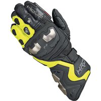 Held Titan RR Motorcycle Gloves (Black/Fluo Yellow)