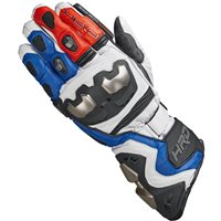 Held Titan RR Motorcycle Gloves (Blue/Red/White)