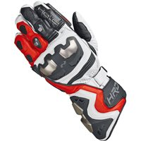 Held Titan RR Motorcycle Gloves (Red/White)
