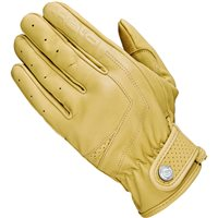 Held Classic Rider Motorcycle Gloves (Beige)